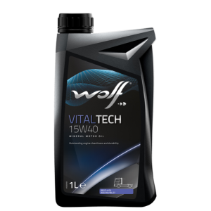 WOLF VITALTECH 15W40 1 Lt.