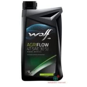 WOLF AGRIFLOW 4T SJ SAE 30 1 Lt.