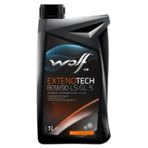 WOLF EXTENDTECH 80W90 GL5 1 Lt.