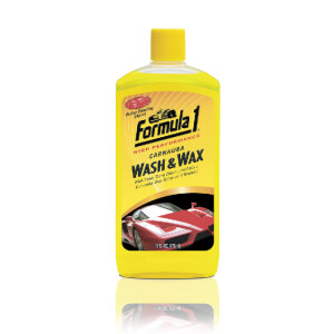ΣΑΜΠΟΥΑΝ ΚΕΡΙ 473mL CARNAUBA WASH&WAX