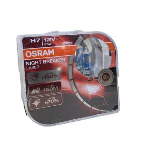 ΛΑΜΠΑ OSRAM H7 LASER BOX